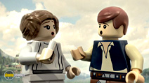 Still #4 from Lego Star Wars: The Empire Strikes Out