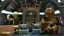 Still #6 from Lego Star Wars: The Empire Strikes Out