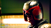 A still #2 from Dredd