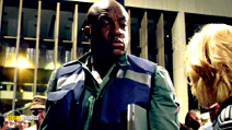 A still #6 from Dredd with Deobia Oparei
