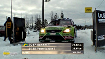 Still #1 from World Rally Review: 2010