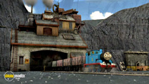 Still #6 from Thomas and Friends: Blue Mountain Mystery