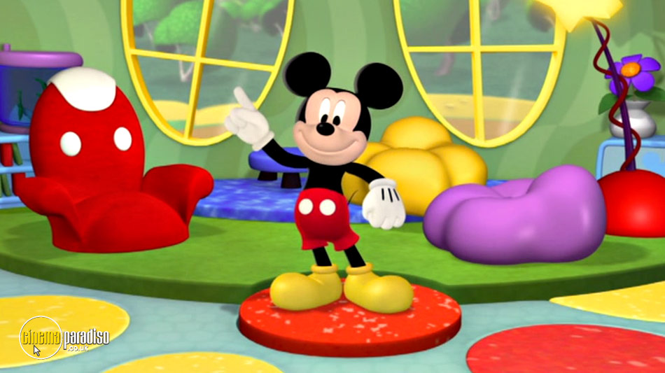 Mickey Mouse Clubhouse: I Heart Minnie online DVD rental