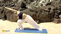 Still #7 from Yoga: 3 in 1 Workout