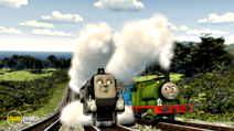 Still #4 from Thomas and Friends: Hero of the Rails