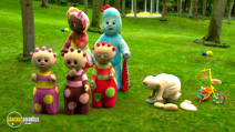 Still #3 from In the Night Garden: Hello Makka Pakka