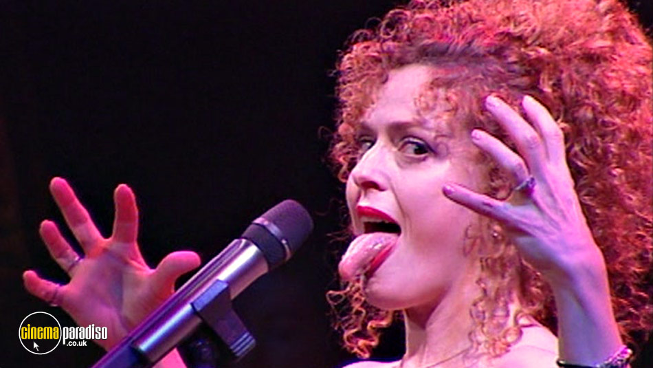 Bernadette Peters in Concert online DVD rental