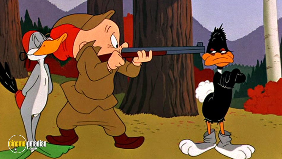 Best of Porky and Daffy online DVD rental