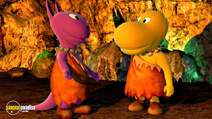 Still #4 from Backyardigans: Cave Party