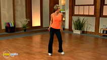 Still #5 from 10 Minute Solution: Dance Off Belly Fat