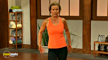 Still #6 from 10 Minute Solution: Dance Off Belly Fat