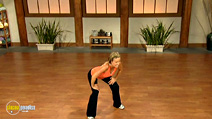 Still #7 from 10 Minute Solution: Dance Off Belly Fat