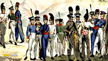 Still #3 from The Waterloo Collection: Part 1: Ligny and Quatre Bras