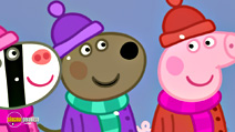 Still #2 from Peppa Pig: Peppa's Christmas