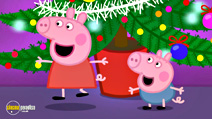 Still #7 from Peppa Pig: Peppa's Christmas