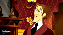 Still #5 from Tom and Jerry Meet Sherlock Holmes