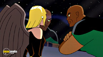 Still #3 from Justice League: Crisis on Two Earths