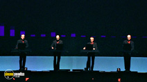 Still #8 from Kraftwerk: Minimum Maximum