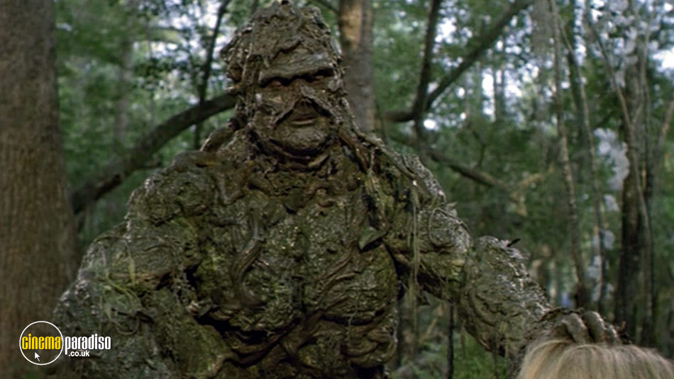 The Return of Swamp Thing online DVD rental