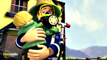 Still #2 from Fireman Sam: Sticky Situatuion