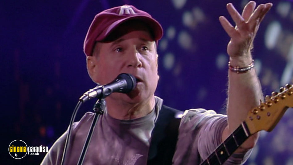 Paul Simon: You're the One: In Concert from Paris online DVD rental
