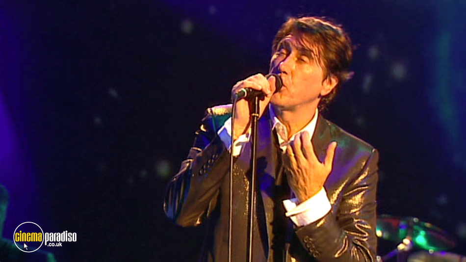 Roxy Music: Live at the Apollo online DVD rental