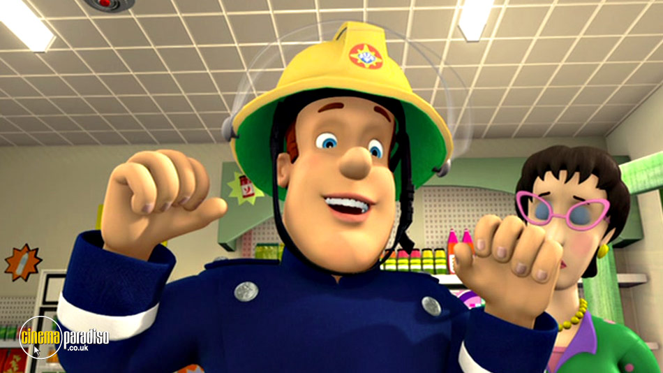 Fireman Sam: Towering Inferno online DVD rental