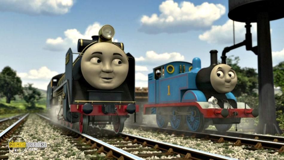 Thomas and Friends: The Lion of Sodor online DVD rental