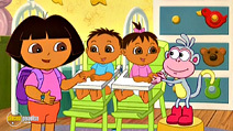 Still #1 from Dora the Explorer: Super Babies