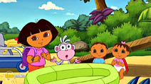 Still #5 from Dora the Explorer: Super Babies