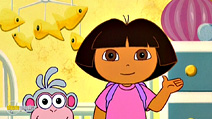 Still #7 from Dora the Explorer: Super Babies