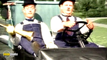Still #4 from Laurel and Hardy: Vol.21