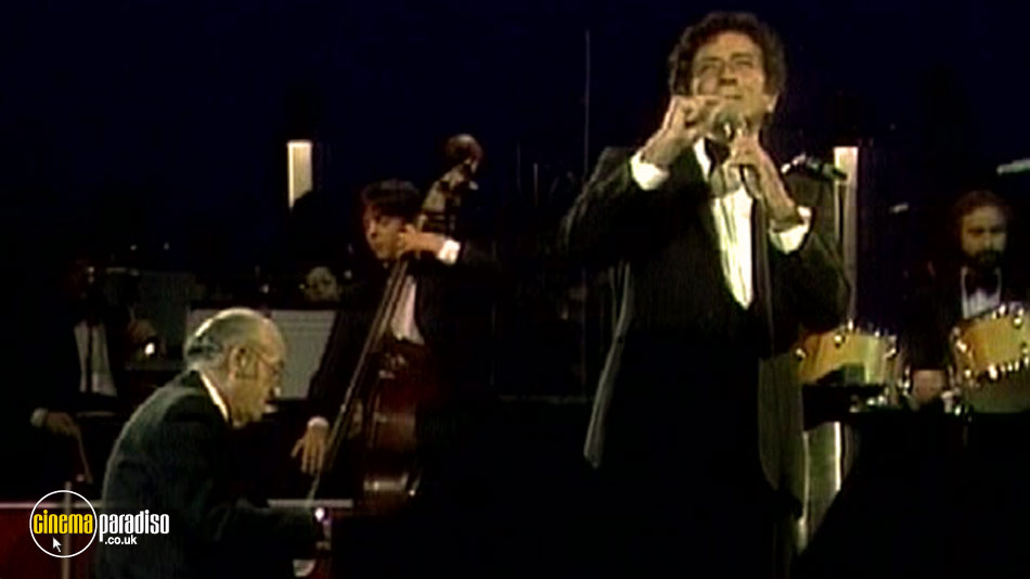 Tony Bennett: Live in Concert online DVD rental