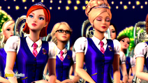Still #7 from Barbie: Princess Charm School