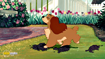 Still #6 from Lady and the Tramp