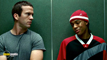 A still #14 from The Fast and the Furious: Tokyo Drift with Lucas Black and Shad Moss