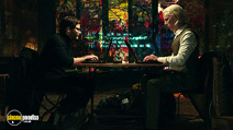 A still #21 from The Fifth Estate with Daniel Brühl and Benedict Cumberbatch