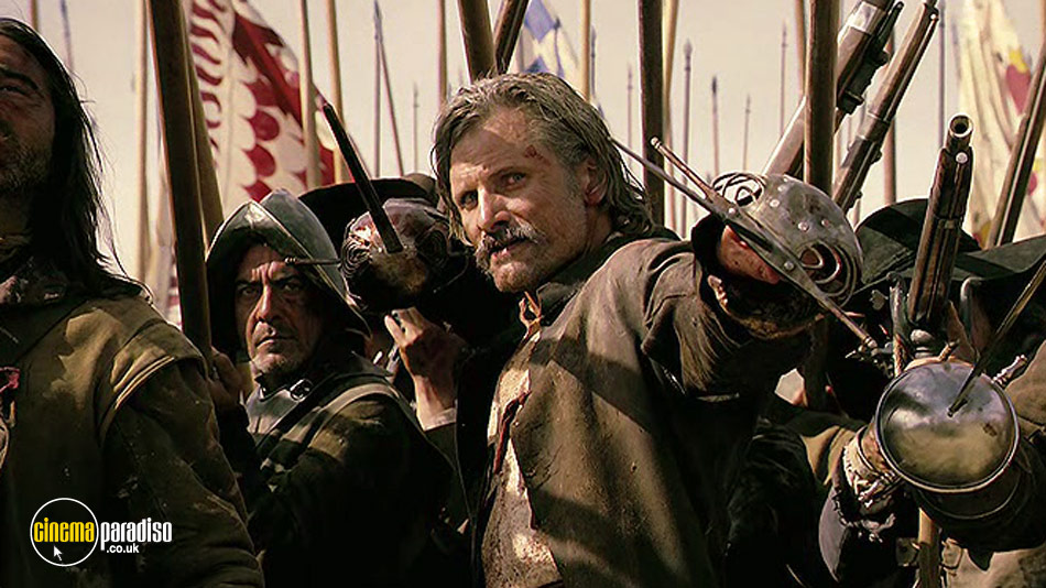 Captain Alatriste: The Spanish Musketeer (aka Alatriste) online DVD rental