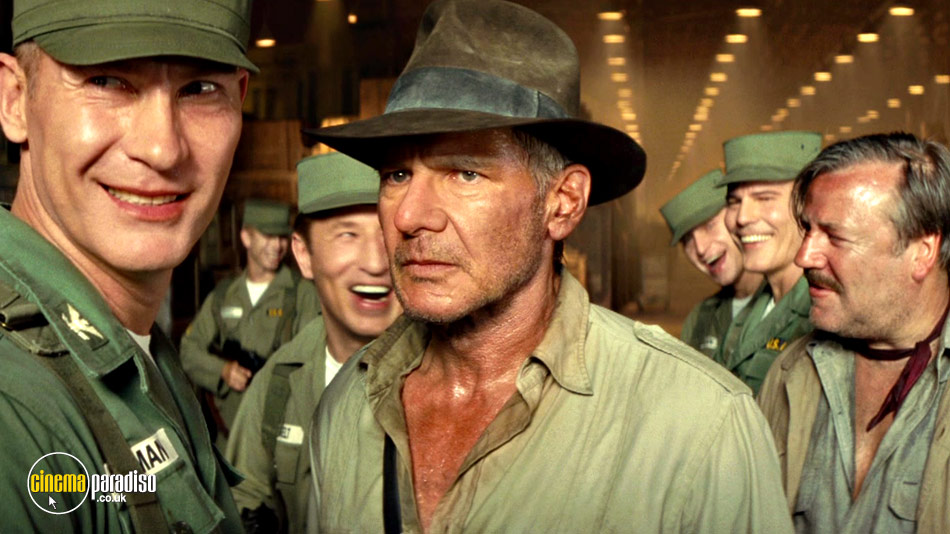 Indiana Jones and the Kingdom of the Crystal Skull online DVD rental