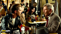 A still #6 from Indiana Jones and the Kingdom of the Crystal Skull with Harrison Ford and Shia LaBeouf