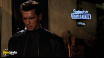 A still #4 from Terminator 3: Rise of the Machines with Arnold Schwarzenegger