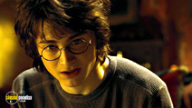 A still #9 from Harry Potter and the Goblet of Fire with Daniel Radcliffe