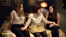A still #16 from Girls: Series 1 with Lena Dunham, Jemima Kirke and Allison Williams