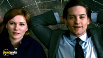 A still #2 from Spider-man 3 with Tobey Maguire and Kirsten Dunst