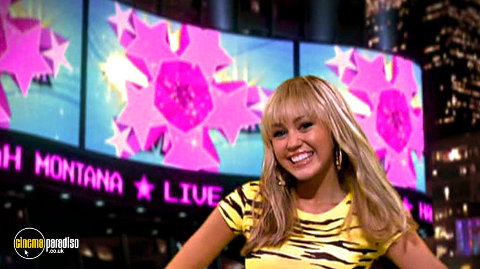 Hannah Montana: Series 3: Vol.4 online DVD rental