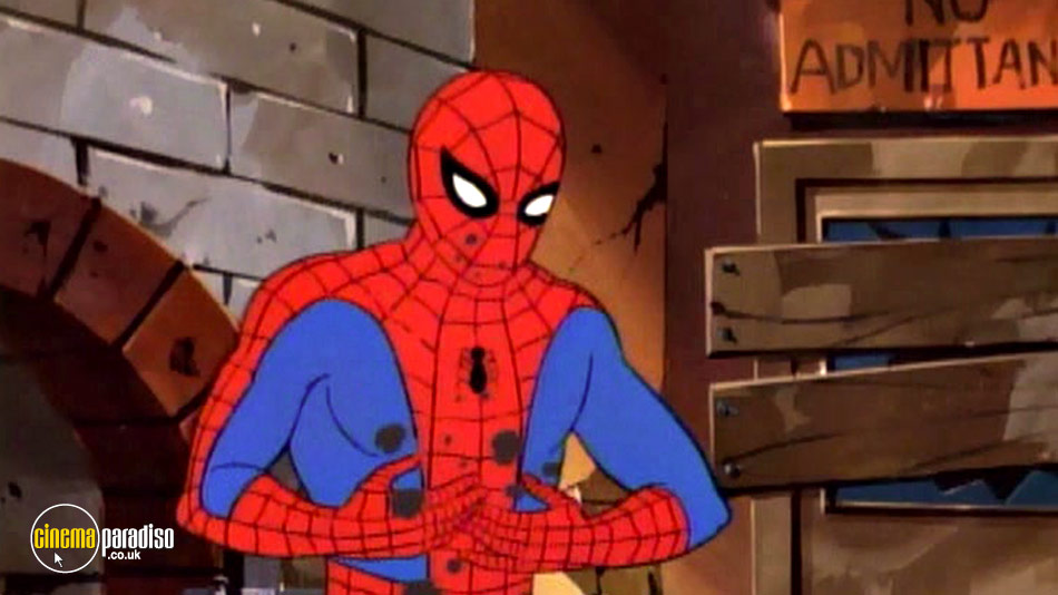 Spiderman and His Amazing Friends: Series 1 online DVD rental