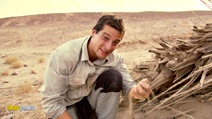Still #6 from Bear Grylls: Born Survivor: Sahara