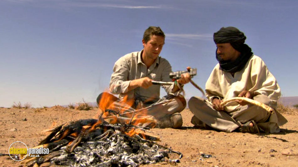 Bear Grylls: Born Survivor: Sahara online DVD rental