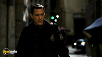 A still #5 from The Dark Knight Rises with Joseph Gordon-Levitt
