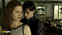 A still #2 from Harry Potter and the Deathly Hallows: Part 1 with Bonnie Wright